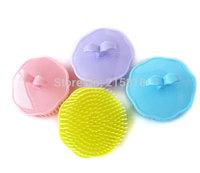 Flower brush scalp shampoo massage comb massage hair brush