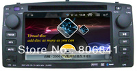 Android Car DVD Player for BYD F3/TOYOTA COROLLA E120,Android Car DVD Player With GPS Car Audio BT IPOD Touch Screen 4G Card Map