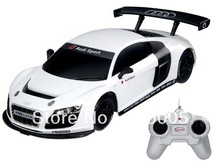 TOY RASTAR 46800 Authorized 1:24 Scale Audi R8 LMS Radio Remote Control RC Car Model