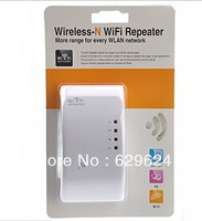 hotest sell Wireless-N WiFi Repeater. More range for every WLAN network