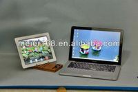 Free shipping multifunctional desktop organizer/ipad shelf/iphone shelf