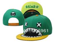 2013 High quality Stinko Brothers Snapbacks hat baseball hip-hop fashion street cap super cool sharkstyle