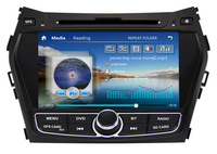 "8"" Car DVD Player for  Hyundai IX45 Auto Stereo,Audio Video,GPS Navigation,Bluetooth,TV,Radio,CAN-BUS,3G USB host,Free shiping"