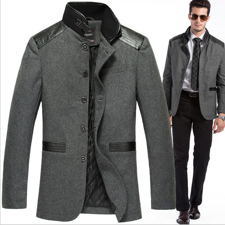 Business Winter Coat - Tradingbasis