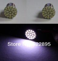 Wholesale - 500PCS! Car Auto 1156 1157 BAY15D P21/5W Bayonet 3020 SMD 22 LED Tail Brake Light Bulb Lamp White