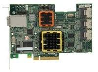 Adaptec RAID 51245 SATA/SAS 16-port (12 internal,4 external) PCI Express x8 512MB cache memory Controller Card - Sinlge