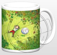 Ghibli Cup Anime cups Hayao Miyazaki cups Moon meters cartoons discoloration mug water cup gift  Free shipping