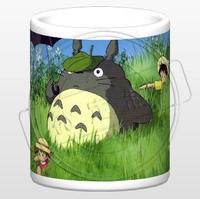 Ghibli Cup Anime cups Hayao Miyazaki cups Totoro totoro mug