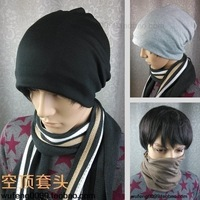 Plain male set turban 2013 autumn and winter casual hiphop hip-hop cap