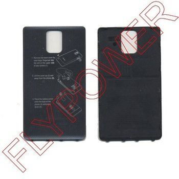 For Samsung i997 infuse 4G battery cover, 5pcs/lot, by free shipping(China (Mainland))