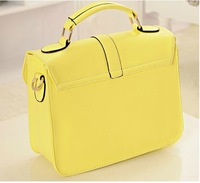 Fashion bag 2013 fashion candy color fashion vintage shoulder bag messenger bag handbag women's