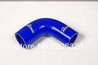 "Silicone 90 degree Elbow Hose 35mm 1.38"" inch Turbo Intercooler pipe"