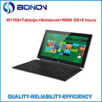 New arrival Windows 8 Tablet PC 11.6inch Capacitive Screen 1366X768 Intel Celeron 1037U 1.8GHz 2G DDR3 32GB WiFI