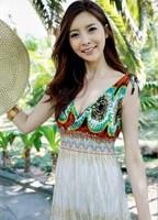 2013 vintage bohemia national trend full dress one-piece dress high waist skirt 3021 expansion