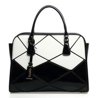For oppo   bags trend k160-2 fashion color block women's handbag messenger bag handbag 2013