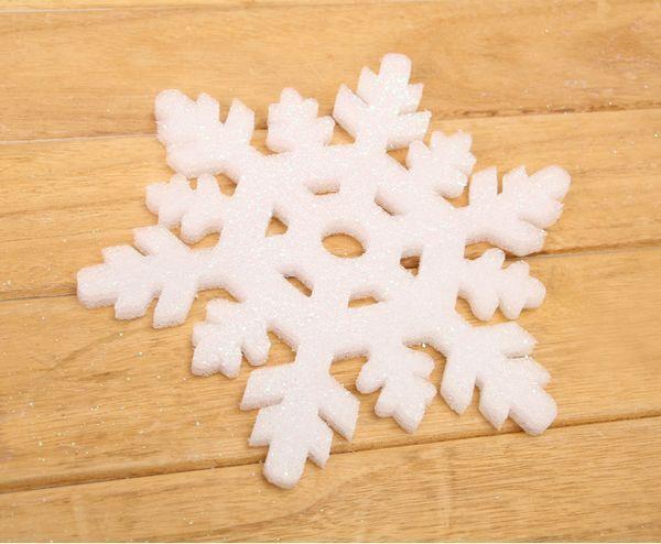 Small Foam Snowflakes Epe Foam Medium And Small