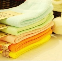 Free shipping A053 socks wholesale manufacturers Korean cute candy colored cotton yield solid color socks lady womens socks