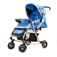 Jogging stroller newborn burberry stroller luxury infant car folding light adjust multifunctional baby stroller rocking chair