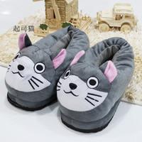 Free shipping USB warm shoes washable slip bottom feet warm treasure usb heating shoes Promotions