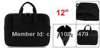 "Laptop Handle Bag Case11.6"" 12"" 12.1"" Laptop Netbook Shoulder Sleeve Carry Bag Pouch Case Black for Asus"