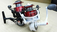 Free Shipping 3pcs HOT SALE CB540A 5BB Fishing Reel Fishing Reels spinning reel lure SUPERIOR METAL SPINNING FISHING REEL