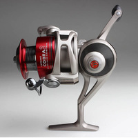 Free Shipping 1pcs HOT SALE CB540A 5BB Fishing Reel Fishing Reels spinning reel lure SUPERIOR METAL SPINNING FISHING REEL