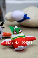 2PCS 15cm USA High Quality SOFT Cars Planes Dusty & El Chupacabra Plush Toys Stuffed & Plush Animals soft children dolls