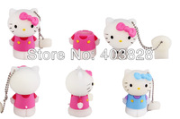 Best Selling Hello Kitty USB Drive 4GB, 8GB, 16GB, 32GB USB Hello Kitty Promotion Gift, 4GB-32GB Hello Kitty USB Disk  for Gift