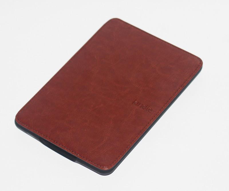 2013 New Slim flip book For amazon kindle paperWhite e-readers e-books ebooks Cases Wake/Sleeep Protective Skin +Screen film(China (Mainland))