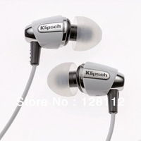 Free Shipping S4 earphone noise-isolating in-ear headphones enhanced bass, amazingly comfortable come with retail box
