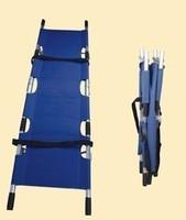 2013 new Medical stretcher emergency stretcher folding stretcher professional steel pipe stretcher