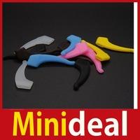 rising stars [MiniDeal] 1 Pair Eyeglass Glasses Ear Hook Locks Non Slip Aid Tip Holder Hot hot promotion!