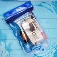 out door Seal for mobile phone waterproof camera bag /submersible waterproof bag  10pcs/lot free shipping