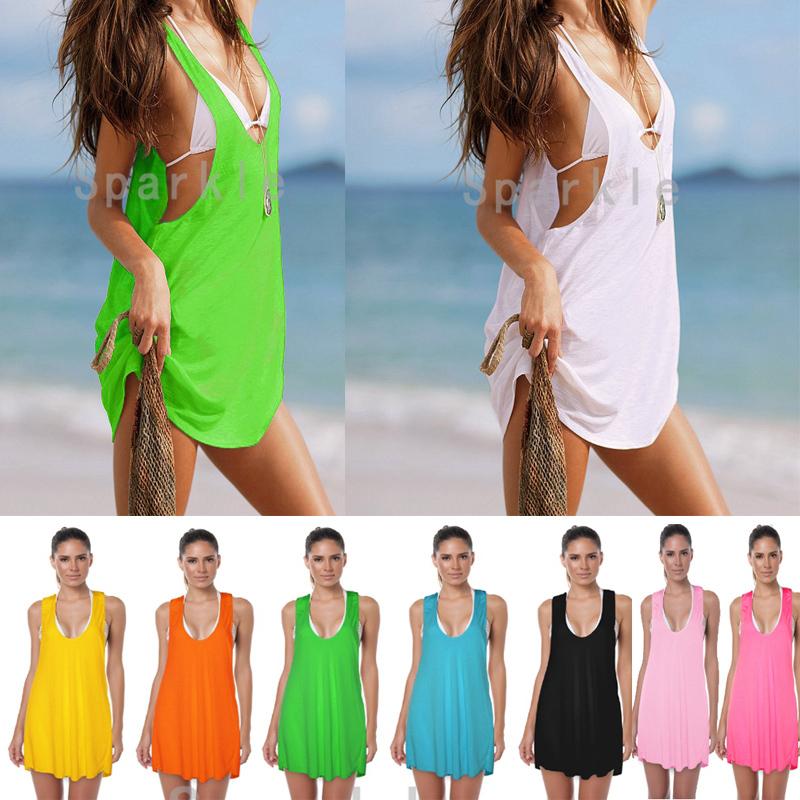 Пляжные Платья И Туники Купить С Доставкой