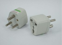 Free Shipping+20 pcs Universal South Africa Converter Travel Plug Adapter Travel Adapter PlugLY-3009