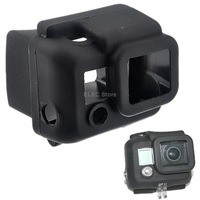 New Arrival ST-41 Silicone Protective Camera Case for Gopro Hero 3 (Black)