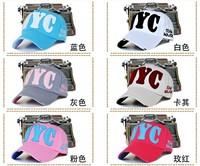Free shipping! 2013 hot selling Han edition men's and women's baseball cap outdoor sunshade cap 11-1
