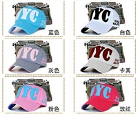 Free shipping! 2013 hot selling Han edition men's and women's baseball cap outdoor sunshade cap 11-1
