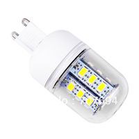 G9 5W 420-450LM 24*5730 Warm White Light LED Corn Bulb 110V/220V