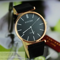 Waterproof mens watch strap table lovers watch male casual fashion lady brief