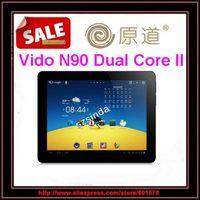 Vido N90 Dual Core II Android 4.0 9.7inch 1024x768 1GB RAM 16GB Dual Camera Bluetooth HDMI Tablet pc /Jessie