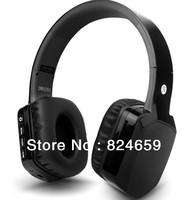 wireless headphone3.5mm+USB earphoneswith microphone for TV, PC,callphone,MP3/4/5 Folding  wireless headphone