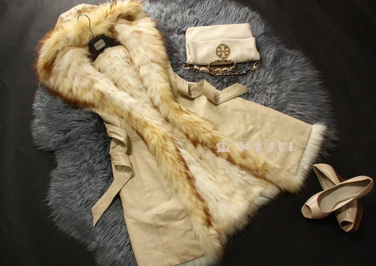 Женская Одежда Из Меха И Кожи