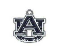 free shipping single-sided Auburn University Tigers Charm