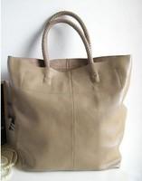 Freeshipping 2013 new fashion Women leather Handbag Genuine Leather Tote Shoulder Shopper Bag DT019