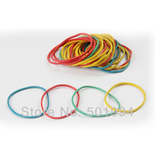Free Shipping Professional Colorful Elastic Tattoo Rubber Bands Tattoo Accessories