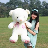 Cloth doll plush toy bear Large doll girls gift