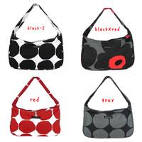 Free shipping Unikkobag Marimekko 2014 Handbag  wholesale  marimekko  bag canvas