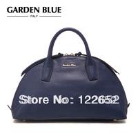 First layer of cowhide shell bag Medium women's fashion genuine leather handbag 2014 handbag free shipping
