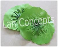 Free shipping Artificial Lotus Leave for DIY Nylon Mesh Stocking Flower Decoration - 200pcs/lot LFA0027